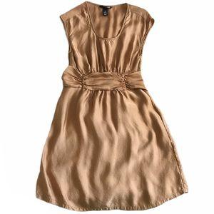 H&M Back Sash Dress
